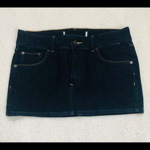 Abercrombie & Fitch Skirt Jeans